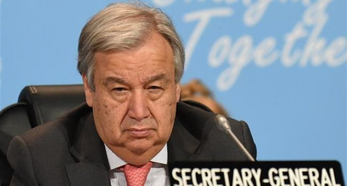 UN hopes for removal of Saudi blockade on Yemen as peace talks begin
