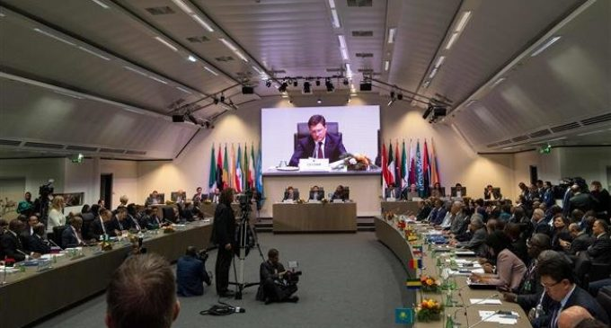 OPEC, non-OPEC producers agree to cut output