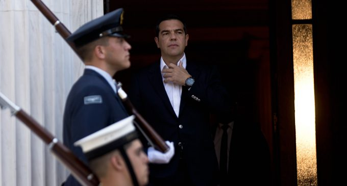 Alexis Tsipras' Failed Attempt at Democratic Socialism in Greece
