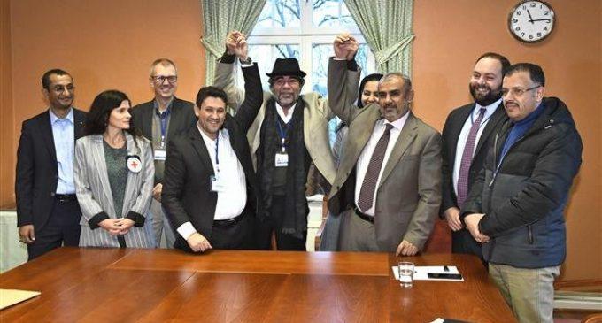 Yemeni delegations in Sweden reach prisoner sway agreement