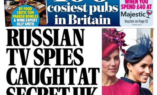 The Curious Case of Russian TV Spies at 77 Brigade's Doorstep