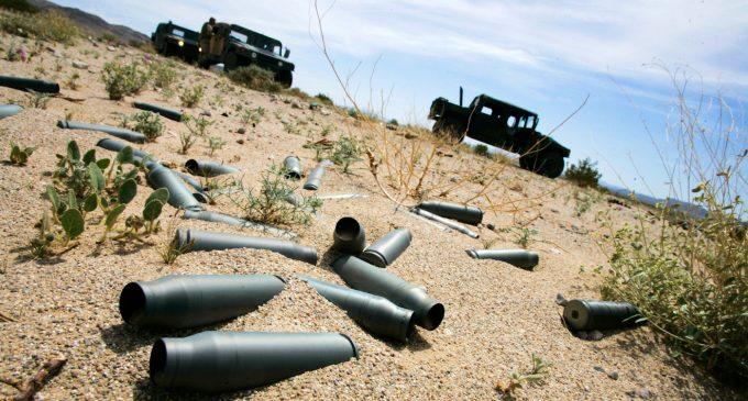 Green New Deal Advocates Shouldn't Overlook Militarism
