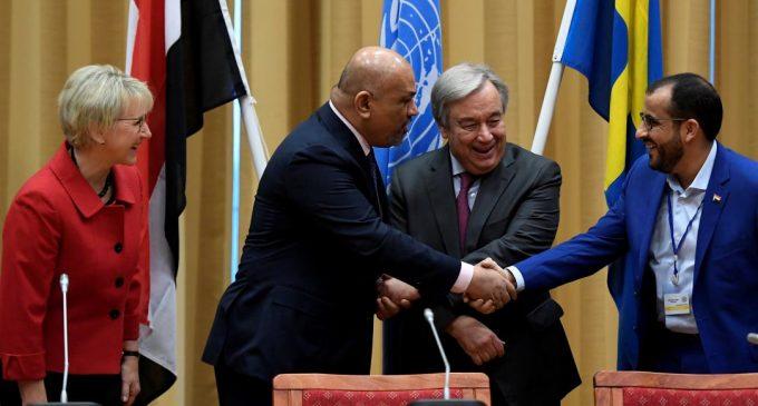 Prisoner Swap, Hodeida Ceasefire Mark Successful First Step in Yemen Peace Talks