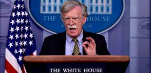 Venezuela's Maduro Says John Bolton Was Behind his Assassination Attempt