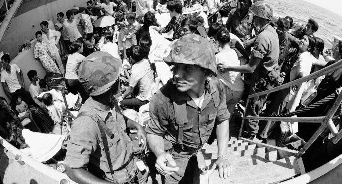 The US Opened Its Borders to 750,000 Refugees After the Vietnam War and It Can Do so Again