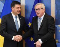 Ukraine asks EU to ramp up pressure on Russia