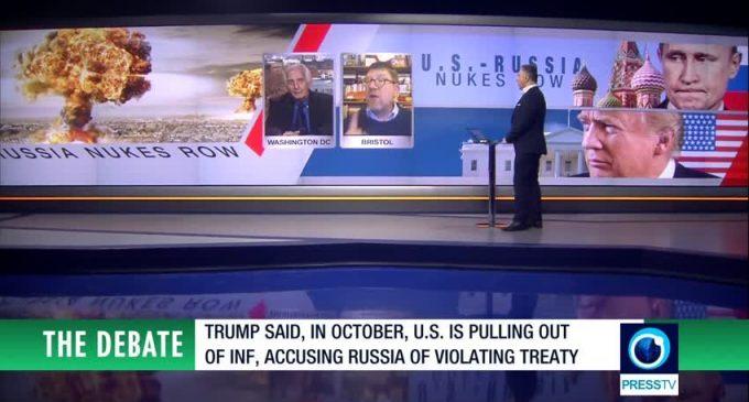 U.S.-Russia Nukes Row