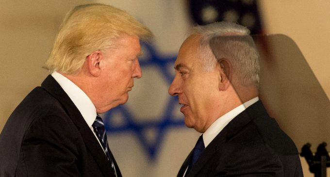 Trump Admits His Mideast Policy Guided by Israeli, not American, Interests