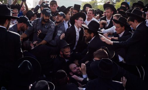How Israel's Conscription Law Assaults its Own Ultra-Orthodox Community