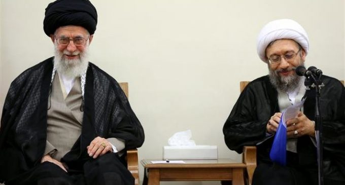 Ayatollah Khamenei appoints Amoli Larijani as new Expediency Council chief