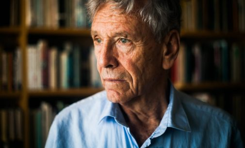 "Amos Oz Remembered: The Sharp Talons of a Zionist ""Dove"""