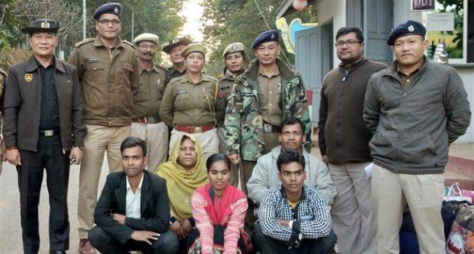 India deports Rohingya family ignoring persecution fears