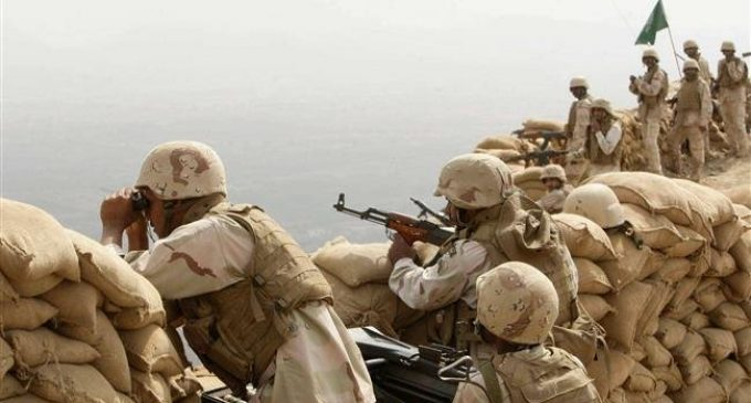 Yemeni retaliatory attacks left 25 Saudi soldiers dead in December: Report