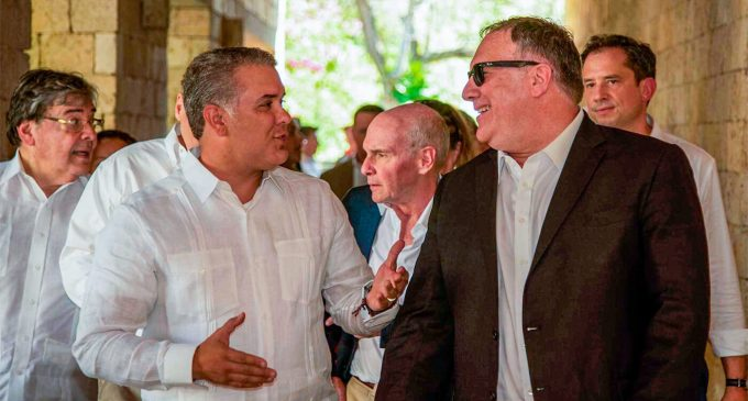 Pompeo Tours Latin America with an Eye on Venezuela Regime Change