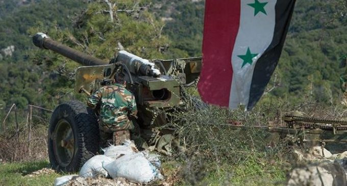Syria sends reinforcements to Hama, Idlib amid clashes