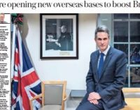 Brexit: London assumes its new colonial policy