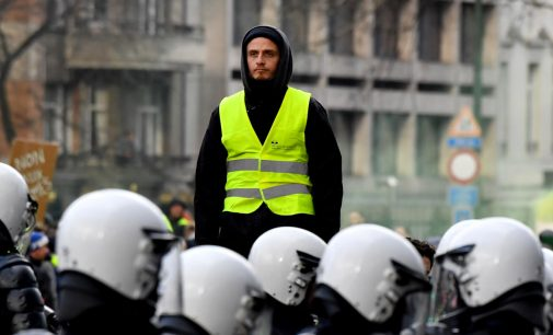 What Would a Yellow Vest Movement Look Like in the United States?