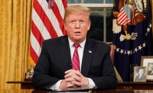 Donald J. Trump's Address to the Nation on the Crisis at the Border, by Donald Trump