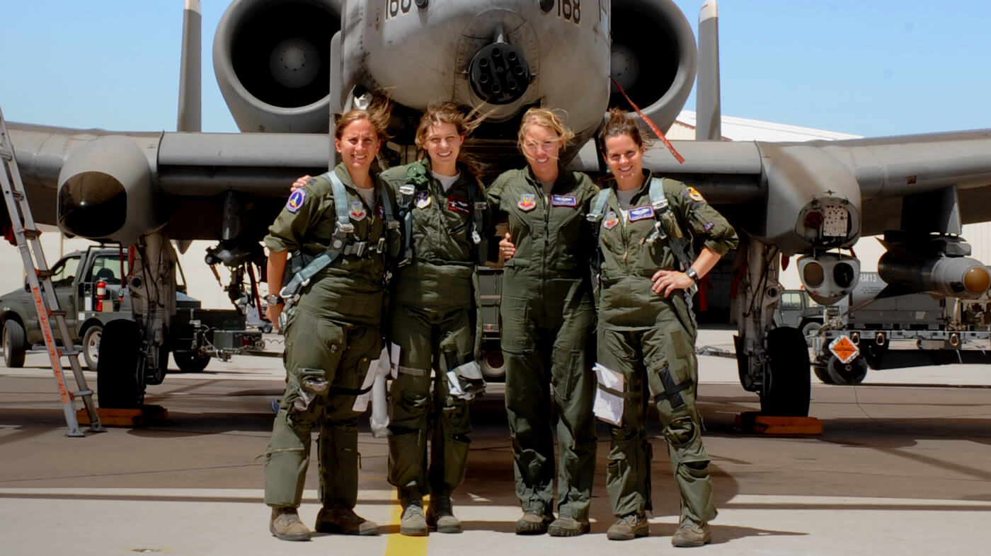 The Future is Female (Death Merchants): MSM Celebrates Women in the War Machine