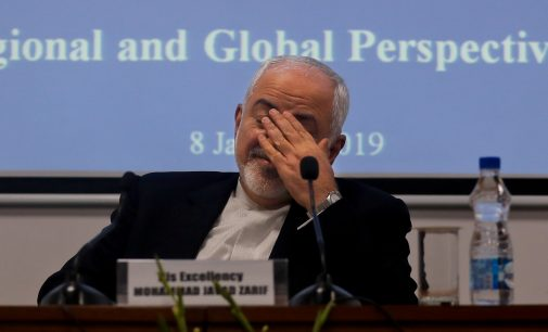 "Iranian FM Slams Bolton, Pompeo's ""Psychotic,"" ""Pure Obsession"" With Iran"