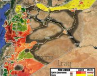 Pompeo Claims the US Destroyed 99% of the ISIS Caliphate – These Maps Show Otherwise