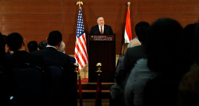 Mideast Fact Meets Fiction: Mike Pompeo Touts US Goodness and Threatens More of It