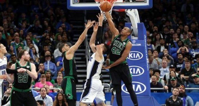NBA: Orlando Magic 105-103 Boston Celtics