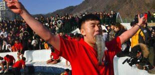 South Korean winter festival wows millions