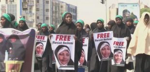 Rally held in Nigeria to support Press TV's journo jailed in US