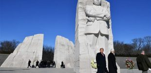 Outrage in US as Trump administration gets all things wrong on MLK Day