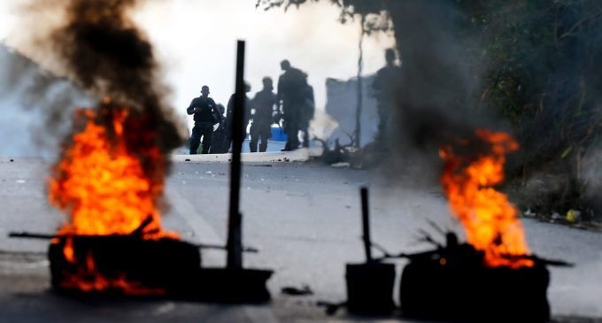 Venezuela: Dozens Arrested in Short-Lived National Guard Mutiny