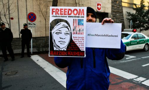 The Brazen Detention of Marzieh Hashemi, America's Newest Political Prisoner