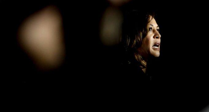 "Kamala Harris Schmoozes Mega-Donors While ""Rejecting"" Corporate Funding"