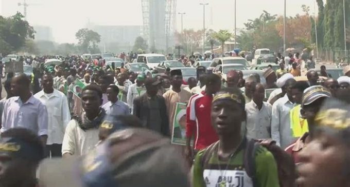 Nigerian Muslims deny report on hidden plan to cause violence