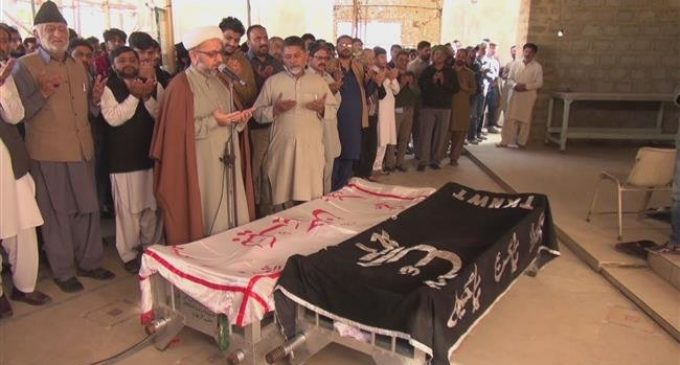 Leader of Pakistan's SUC gunned down in Karachi