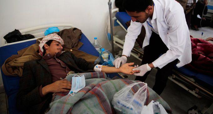 Swine Flu Now Spreading in Yemen as Health System Crumbles under Saudi Attack