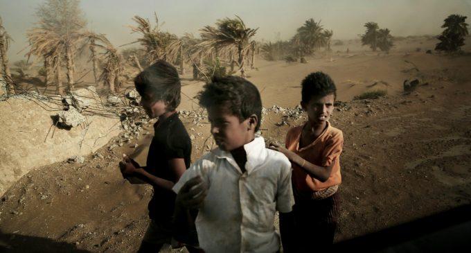 Losing a Generation: UNICEF Sees Saudi War Robbing Yemeni Children of Their Future