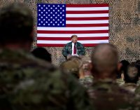 "Trump To Move US Troops from Syria to Iraq to ""Watch"" Iran, ""Protect Israel"""