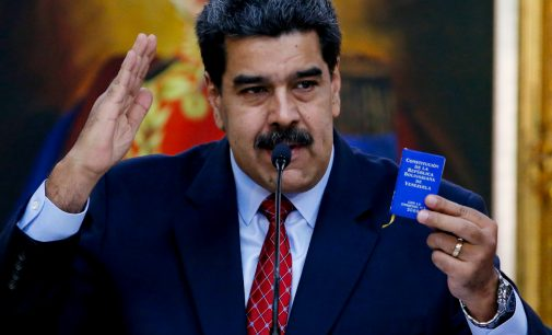 Maduro Invokes Vietnam And Iraq Wars In Open Letter to the American People
