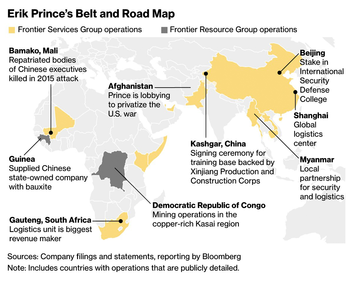 Is Erik Prince Helping China Build Concentration Camps For Muslims?