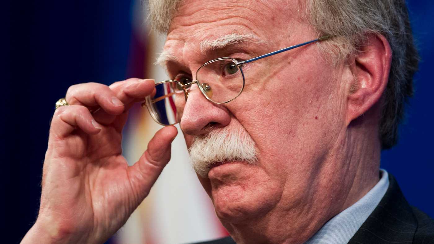 John Bolton Threatens Iran Over Debunked Pursuit of Nuclear Weapons