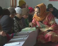 Young women in Kashmir shouldering others burden