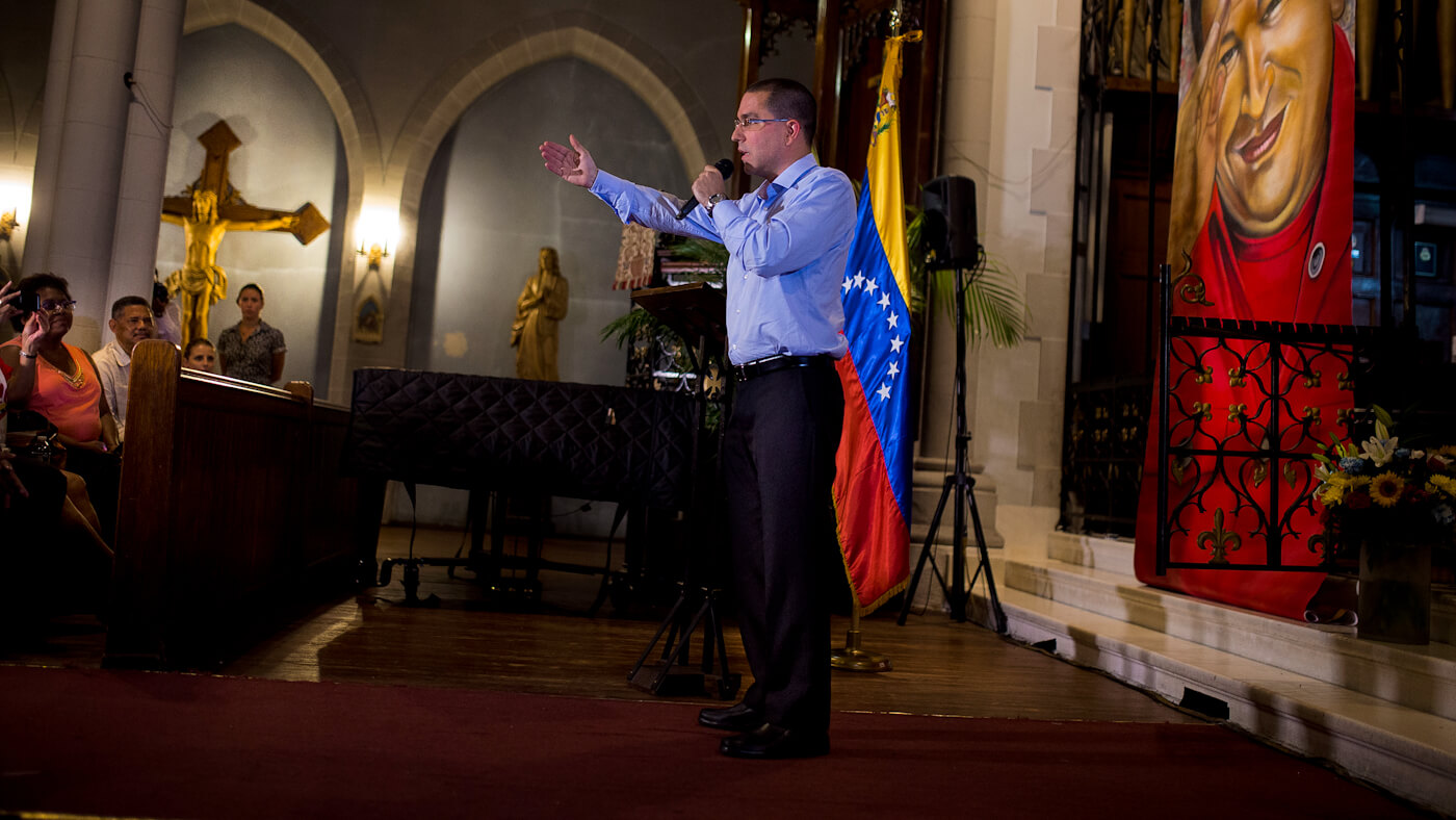 Venezuela's Foreign Minister on 'Failed' US-Backed Coup and the New Non-Aligned Movement