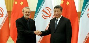 China says will boost 'strategic' partnership with Iran regardless of global developments