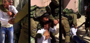 He can't breathe: Palestine's Eric Garner