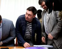 """They Just Want Me in Prison"": MintPress Interviews Jailed Ukrainian Journalist Kirill Vyshinsky"