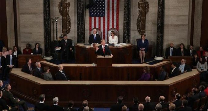 US lawmakers set to vote to end Trump's border wall 'emergency'