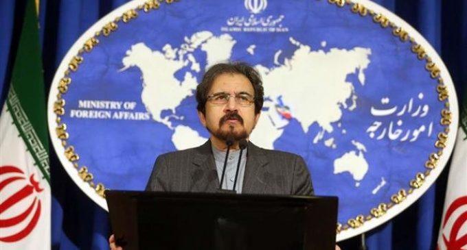 President Rouhani refuses FM Zarif's resignation: Qassemi