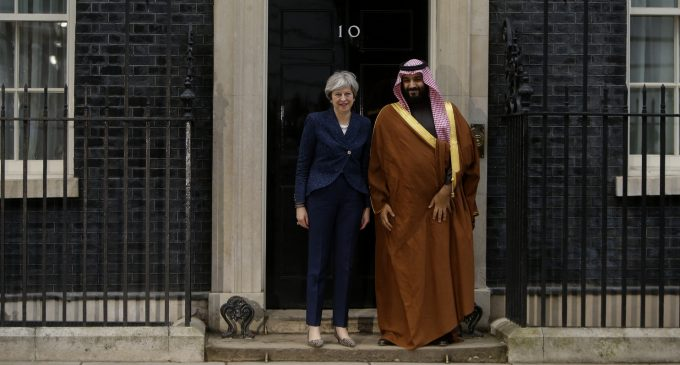 Hezbollah Becomes Theresa May's Latest Scapegoat In her Battle for Political Survival