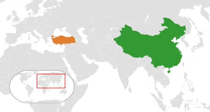 China responds to Turkey